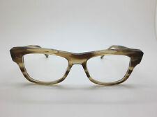 7cc7ed3e9ce NEW Authentic DITA BONNEVILLE DRX-3020-C-BRN Brown Stripe 49mm Rx Eyeglasses