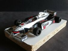 Parma Flexi 5 RTR Dome GT-1 F-1 Slot Car 433-B 1:24 Scale Formula 1 Indy Racing