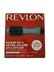 Revlon RVDR5222TEAl Salon One Step Volumizer Hair Dryer - Teal