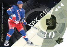 Marian Gaborik 10/11 SPX Hockey #64