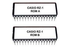 Casio RZ-1 SOUND KIT EPROM with Sp12, DMX, TR-808, TR-909 RX-11 Sound