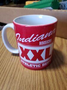 Indiana Hoosiers red IU College Basketball Mug Coffee XXL