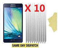 10 X Ultra Clear Screen Protectors Cover Film for SAMSUNG GALAXY A3 (SM-A300)