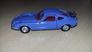 DINKY TOYS FRANCE - 1421 - Opel GT 1900