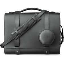NEW LEICA DAY BAG FOR LEICA Q DIGITAL CAMERA BLACK HOLDS TABLET PHONE SHOULDER