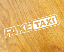 FAKE TAXI Aufkleber Sticker Porn YouPorn Sex FUN Spaß Brazzers Auto Kult GIRLS