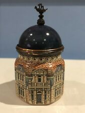 Staffordshire Enamels The Royal Observatory Trinket Box Ltd Ed New In Box