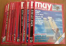 REVISTA MUY INTERESANTE AÑO 1988 COMPETO