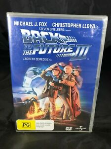 BACK TO THE FUTURE PART 3 DVD NEW