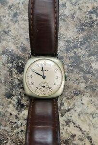 Gents Vintage Rolex  Cushion watch