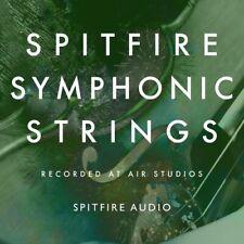 SPITFIRE AUDIO SYMPHONIC STRINGS - KONTAKT 6 INCLUDED (DOWNLOAD)