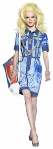 $2257 AW19 Moschino Couture Jeremy Scott OVERSIZED TOOTHPASTE SHOULDER BAG