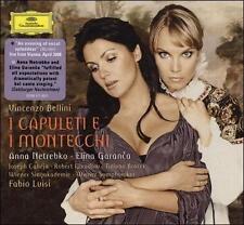 I Capuleti E I Montecchi [2 CD] Vincenzo Bellini & Fabi