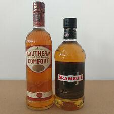 Drambuie Whiskylikör 40 % Alkohol + Southern Comfort Whiskylikör 35 % Alkohol