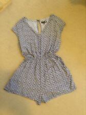 COTTON ON LADIES SHORT ROMPERS, SIZE S