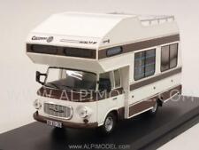 Barkas B1000 Wohnmobil 1973 White 1:43 IST IST297MR