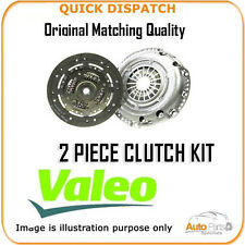 VALEO GENUINE OE 3 PIECE CLUTCH KIT WITH CSC  FOR FORD PUMA  834006