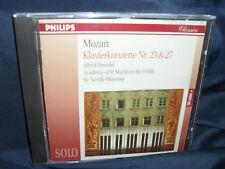 Mozart - Klavierkonzerte Nr.23 & 27 -Brendel / Marriner