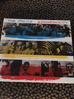 The Police : Synchronicity HYBRID CD / SACD - mint - DIGIPAK 25TH