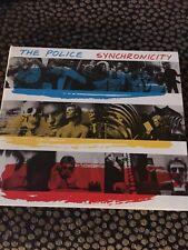 The Police : Synchronicity HYBRID super audio CD / SACD - mint - DIGIPAK 25TH