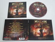 METALIUM/INCUBUS-CHAPITRE SEPT(MASSACRE MAS DP0556) CD ALBUM DIGIPAK