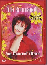 DVD  Anne Roumanoff à Bobino