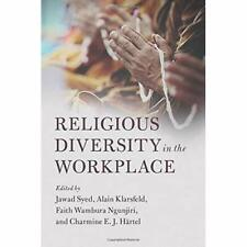 Religious Diversity Workplace Paperback Cambridge University Press 9781316501733