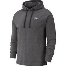 Nike NEW Mens Size XS Gray Sportswear Club Fleece Hoodie Sweater bv2749-071