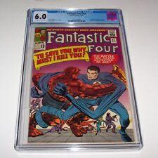 Fantastic Four #42 - 1965 Marvel Silver Age Issue - CGC FN 6.0 - Frightful Four