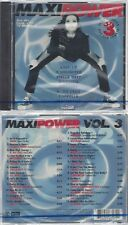 CD--NM-SEALED-EAST 17, 2 UNLIMITED, MARUSHA UND ODYSSEY -- MAXI POWER 3 -1994-
