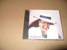 Betty Wright - 4U2Njoy cd 1989 Excellent + condition 9 Tracks