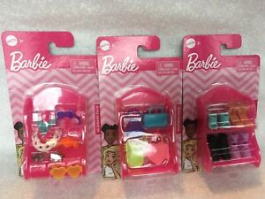 barbie accessories lot new