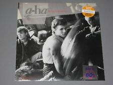 A-HA Hunting High and Low (Clear Vinyl) LP Back to the 80s Exclusive New Sealed