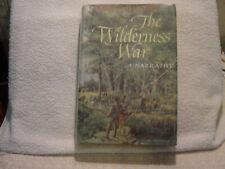 THE WILDERNESS WAR by Allan Eckert 1978 FIRST EDITION Little Brown & Co ex lib