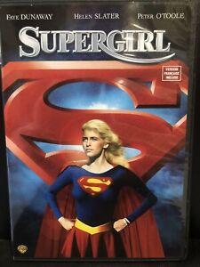 Supergirl (DVD, 2006, Widescreen, Bilingual)-Fantasy