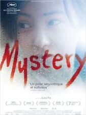 Affiche Pliée 120x160cm MYSTERY (2013) Lou Ye Avec Hao Lei, Qin Hao, Qi Xi NEUVE