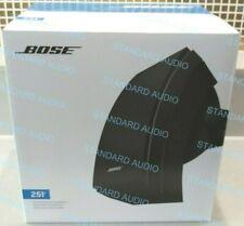 Bose 251 Environmental Outdoor Speakers (Black, Pair). NEW, SEALED