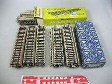 ag352-2 #34x MÄRKLIN H0/AC 5106 piezas de vía / carriles (M PISTA, recto ), 2x