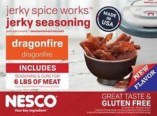 Jerky Spice Works Dragonfire Flavor Beef Jerky Seasoning By Nesco BJDF-6
