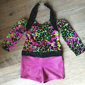 Girls Comp True street Dance Costume Age 6-7? Worn once