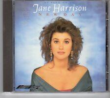 (GM33) Jane Harrison, New Day - 1988 CD