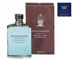 """HUGH PARSONS """" Traditional Line """" after Shave ML 100"""