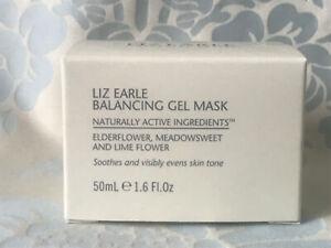 LIZ EARLE  Balancing Gel Mask 50ml  + 1 muslin cloth