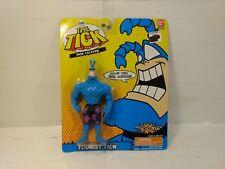 The Tick Talkers Turista Tick Figura de Acción 1995 Ban Dai Zorro Dibujos t2203