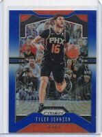 TYLER JOHNSON Suns 2019-2020 NBA Prizm BLUE PRIZM SP #87/199