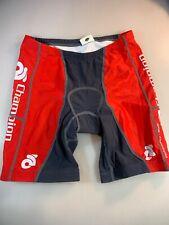Champion System Mens Performance Blade Tri Triathlon Shorts Small S (6545-4)