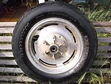 YAMAHA VMAX VMX1200 rear wheel with bridgestone exedra 526 tyre bearings