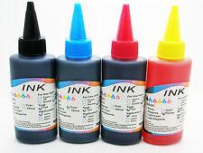 4x Recarga de Tinta Color para Impresora Inyeccion Hp Canon Lexmark Brother 561