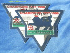 Lextra Barclays EPL 97-98 Champions Arm Patches Arsenal