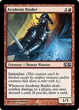 Academy Raider *FOIL* NM  M14 Core Set MTG Magic Cards Red Common